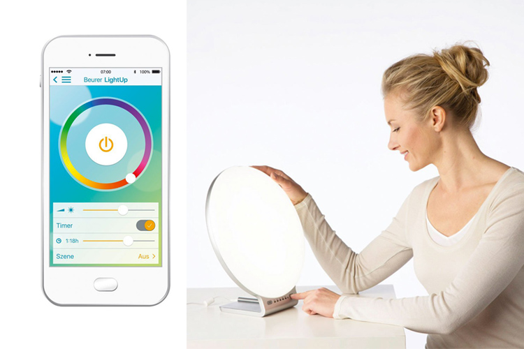 Beurer TL 100 test-avis-app-lumino