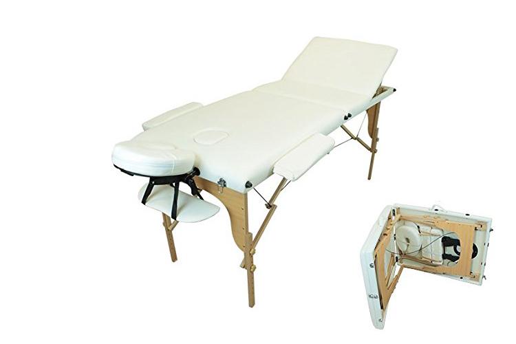 Vivezen Table de massage pliante
