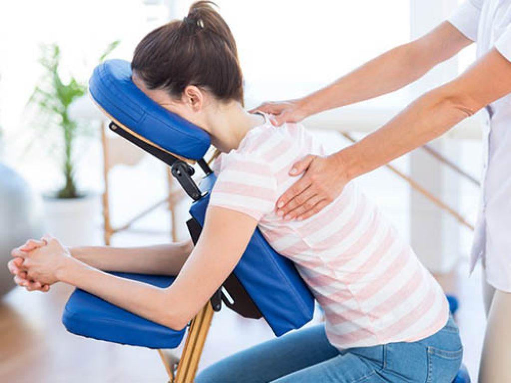chaise massage entreprise