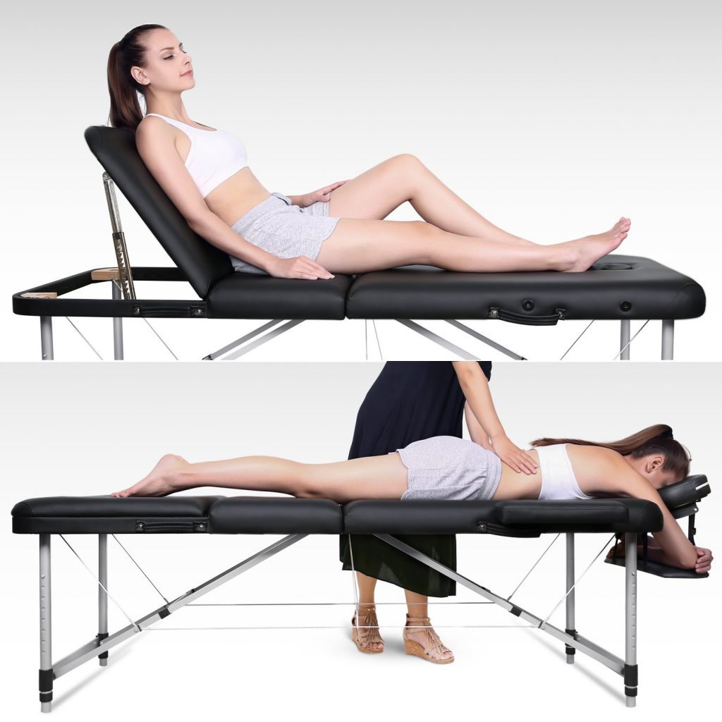 naipo table massage test