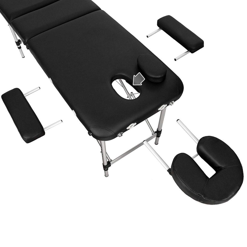tectake table massage avis
