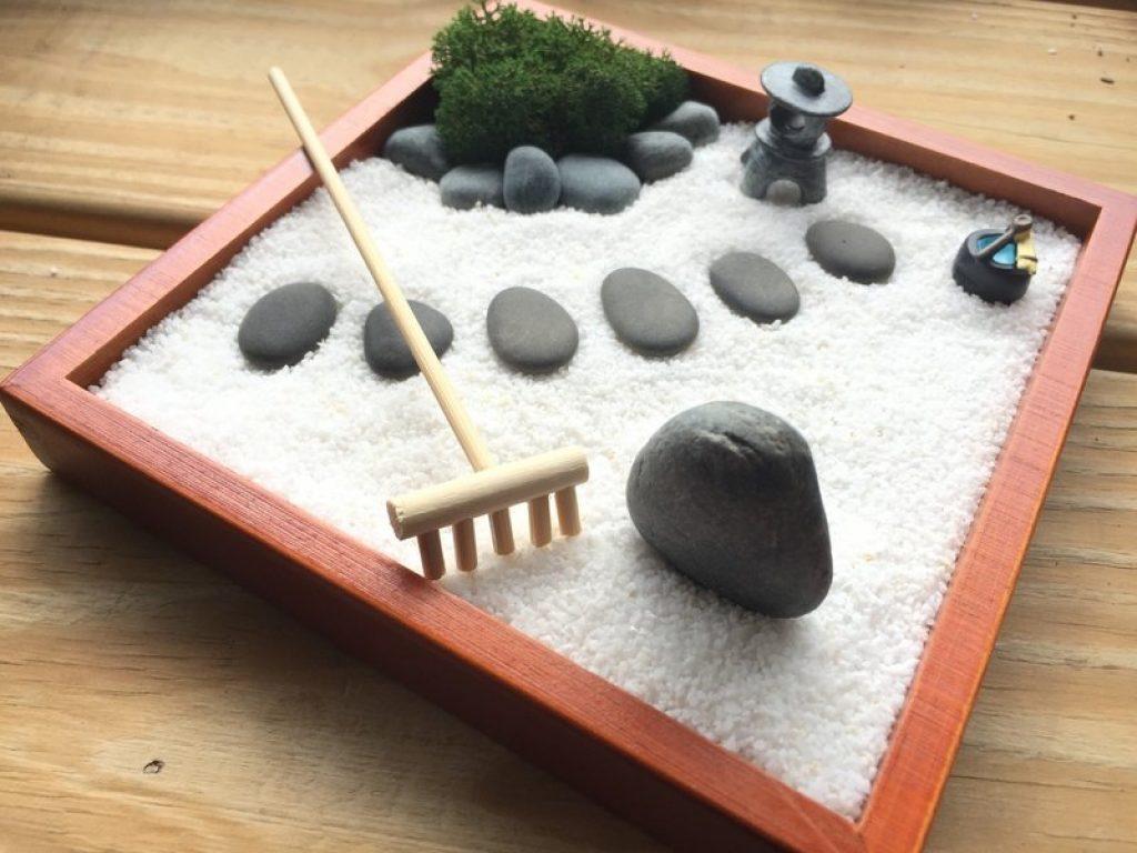 jardin japonais miniature creer